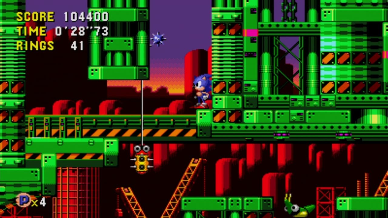 Sonic CD Xbox