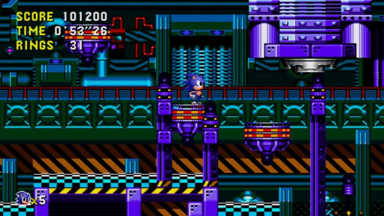 Xbox 360 Sonic CD