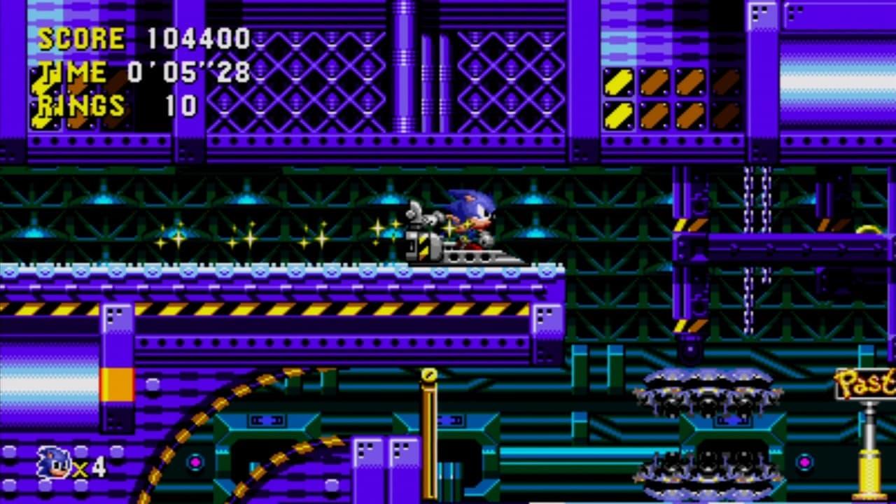 Sonic CD Xbox 360