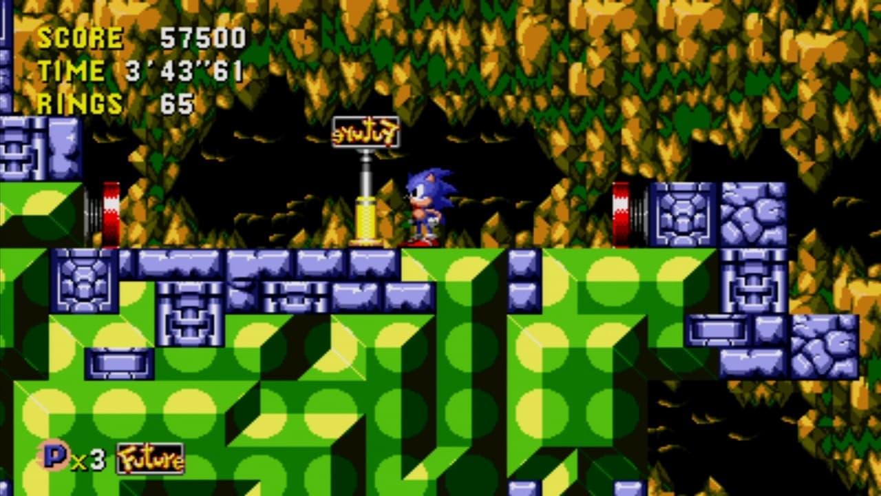 Sonic CD - Image n°6