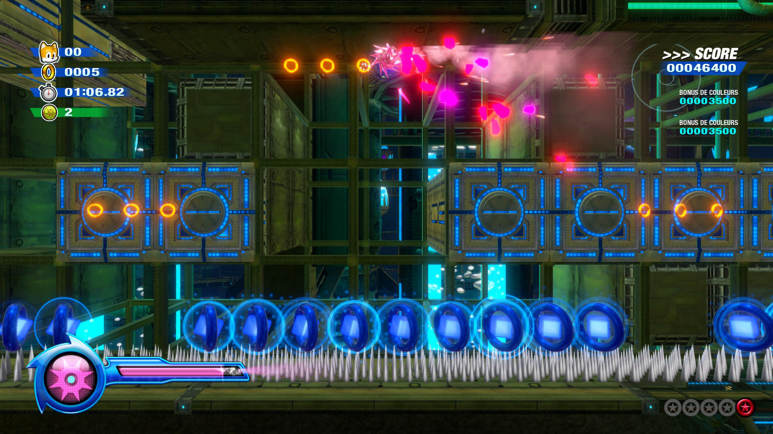 Sonic Colors: Ultimate Xbox