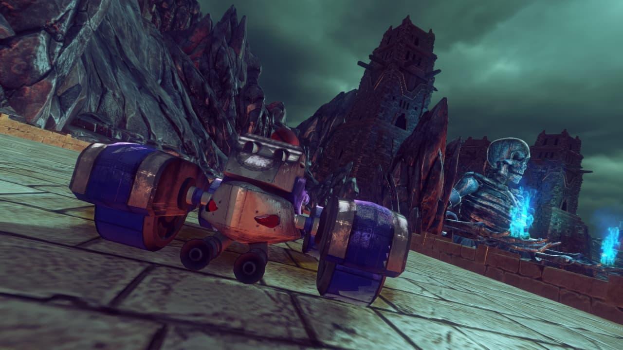 Xbox 360 Sonic & All Stars Racing Transformed