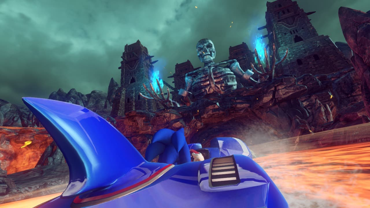 Sonic & All Stars Racing Transformed - Image n°6