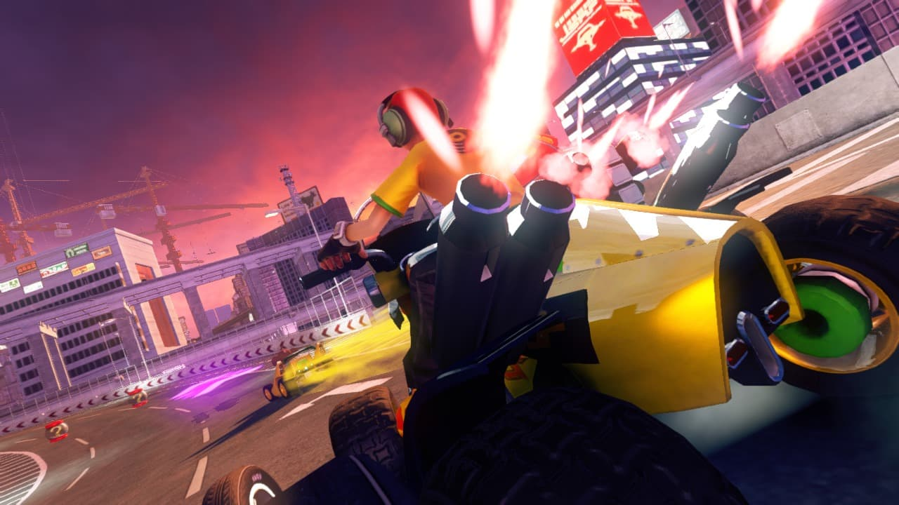 Sonic & All Stars Racing Transformed Xbox