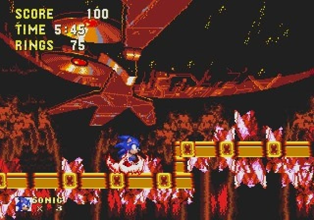 Sonic & Knuckles Xbox