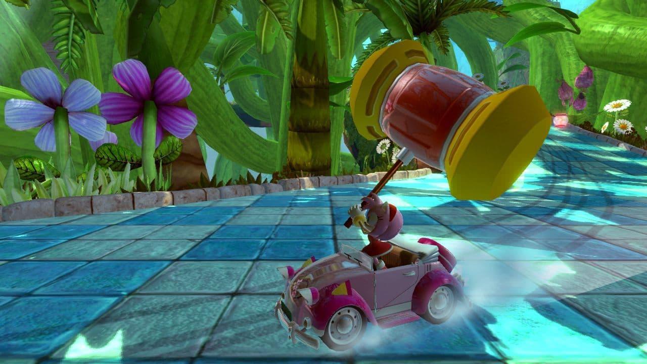 Sonic & SEGA All Stars Racing - Image n°6