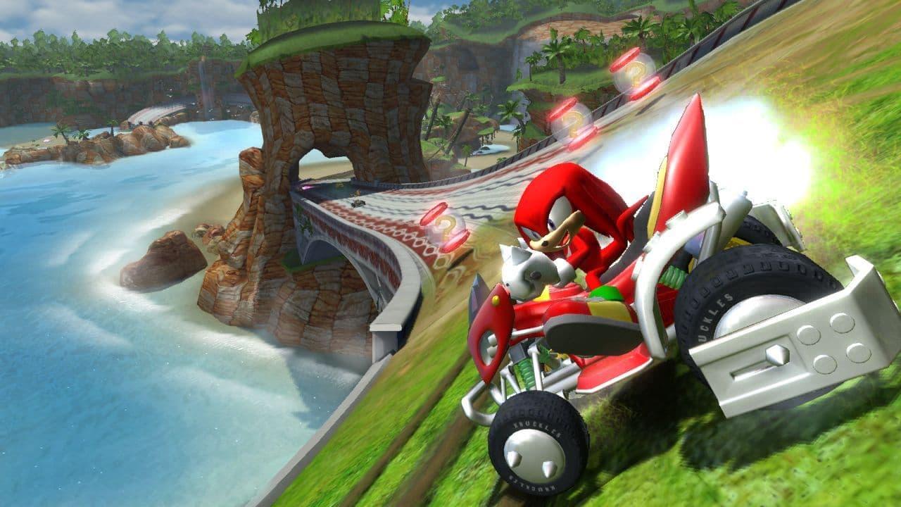 Sonic & SEGA All Stars Racing - Image n°7