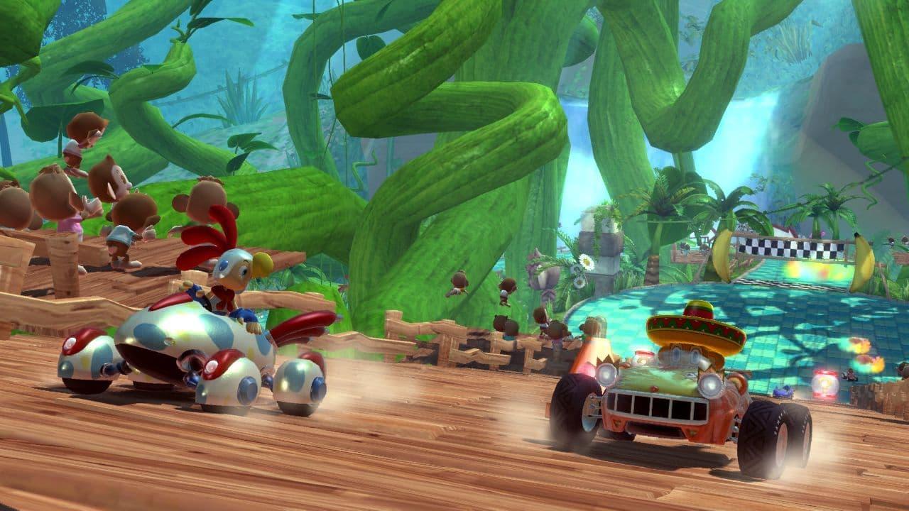 Sonic & SEGA All Stars Racing - Image n°8