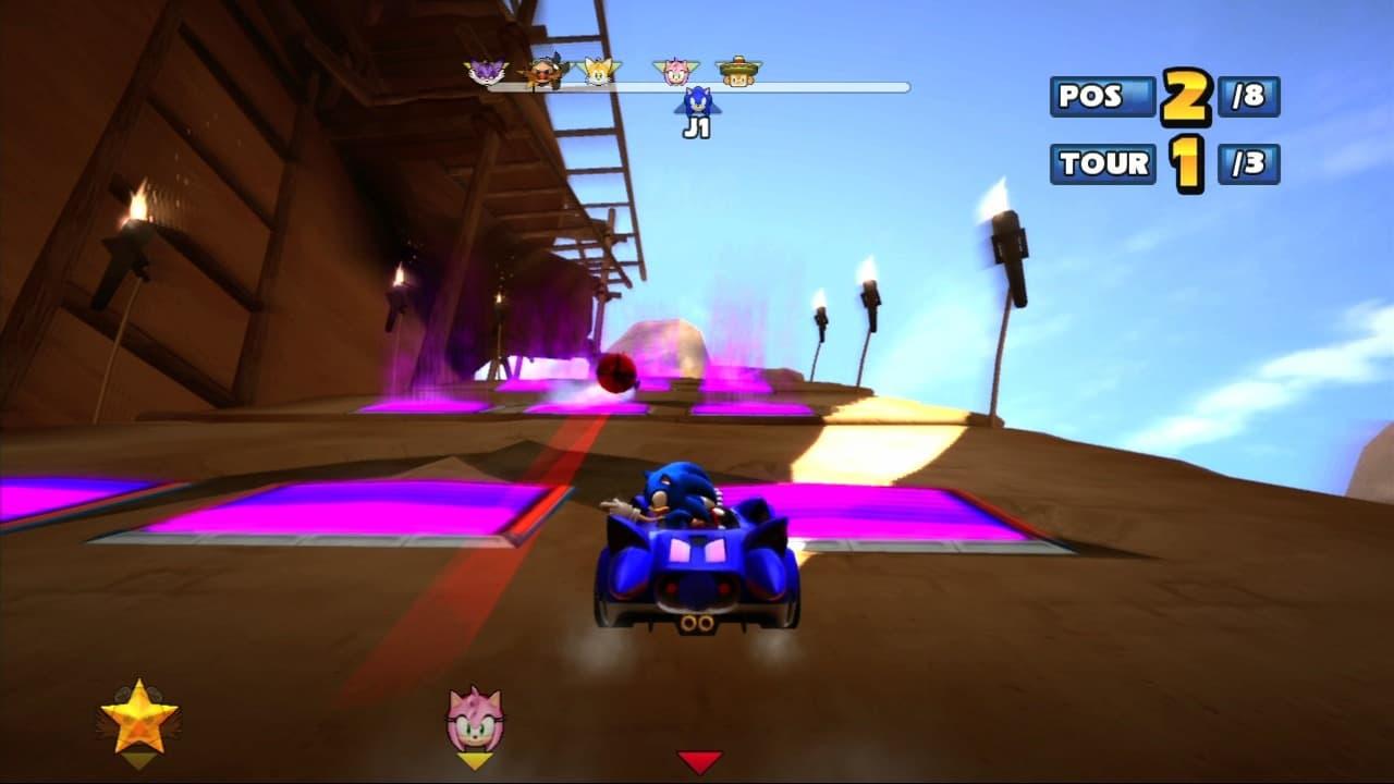 Sonic & SEGA All Stars Racing Xbox