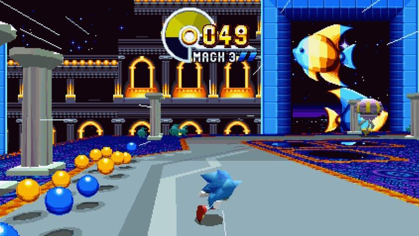 Sonic Mania Xbox