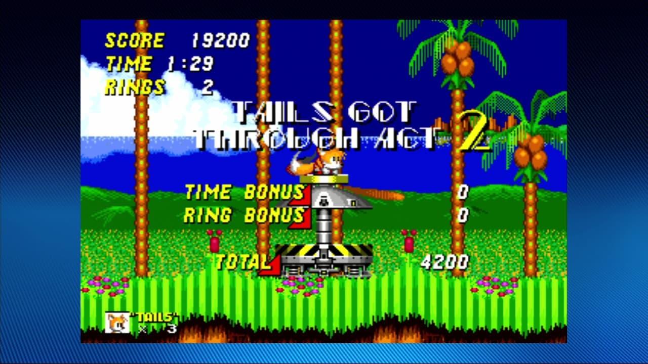 Xbox 360 Sonic the Hedgehog 2