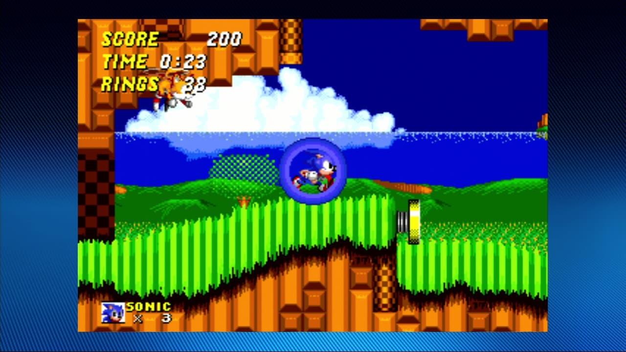 Sonic the Hedgehog 2 - Image n°6