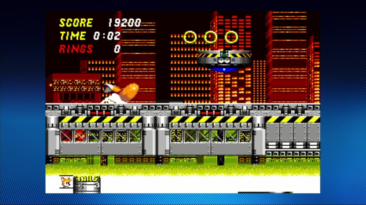 Sonic the Hedgehog 2 Xbox 360