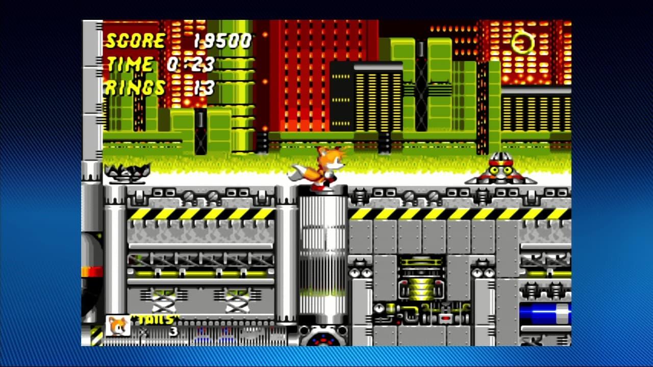 Sonic the Hedgehog 2 Xbox