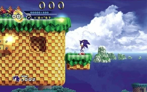 Xbox Live Sonic the Hedgehog 4: Episode 1