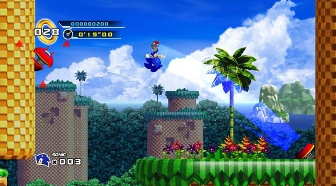 Sonic the Hedgehog 4: Episode 1 - Image n°8