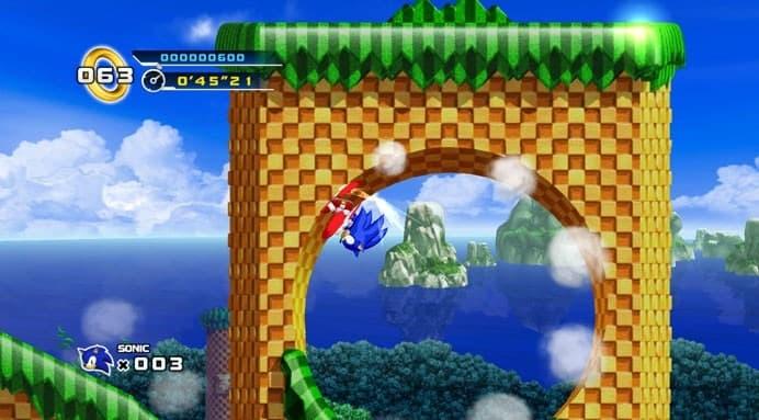 Sonic the Hedgehog 4: Episode 1 - Image n°6
