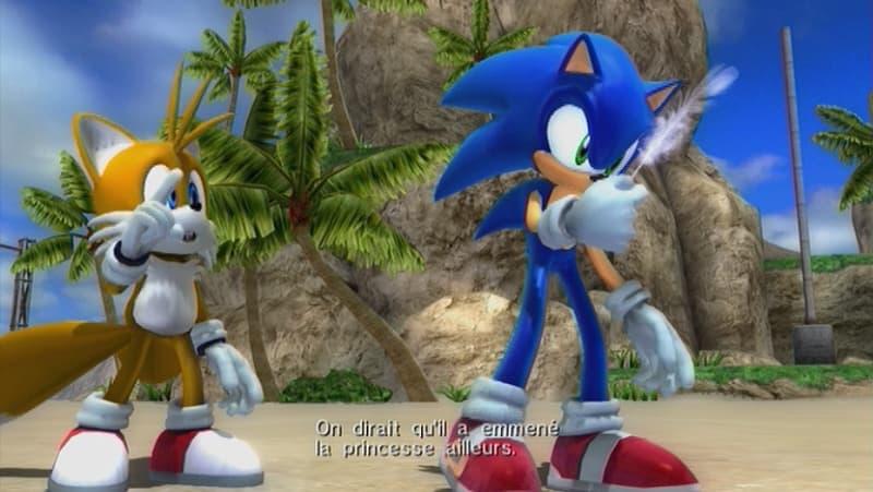 Xbox 360 Sonic The Hedgehog
