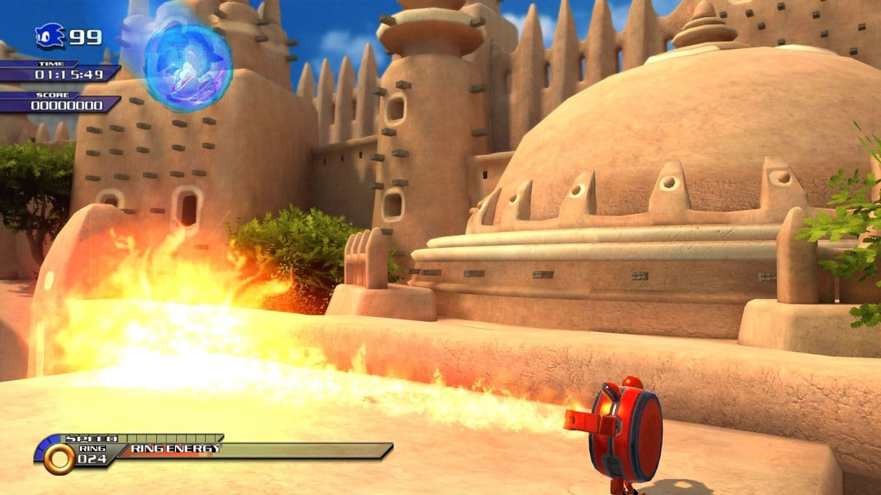 Sonic Unleashed - Image n°7