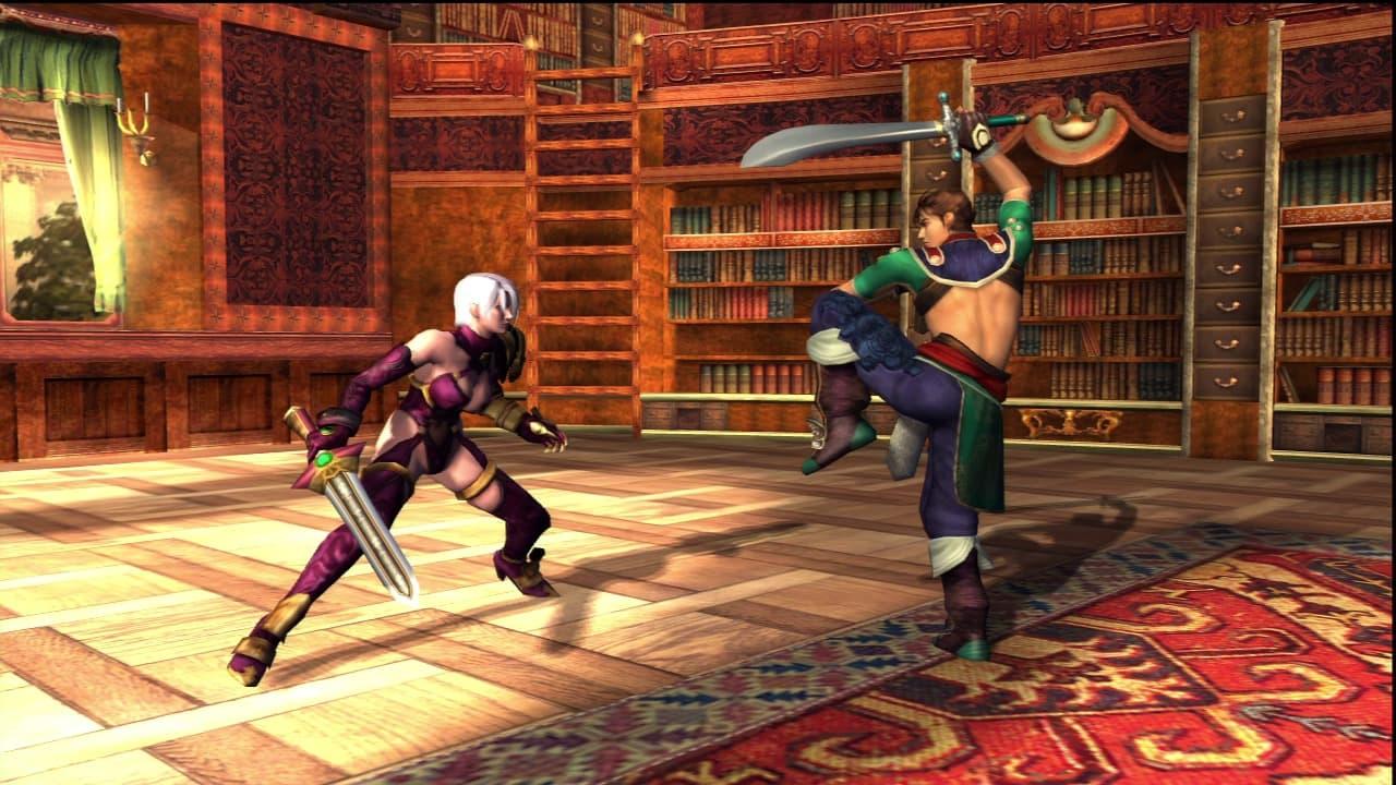 SoulCalibur II HD Online Xbox 360