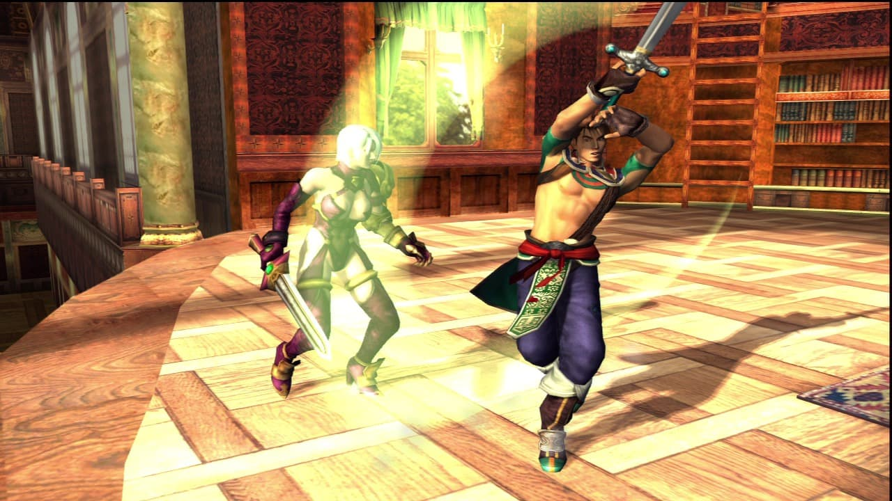 SoulCalibur II HD Online Xbox