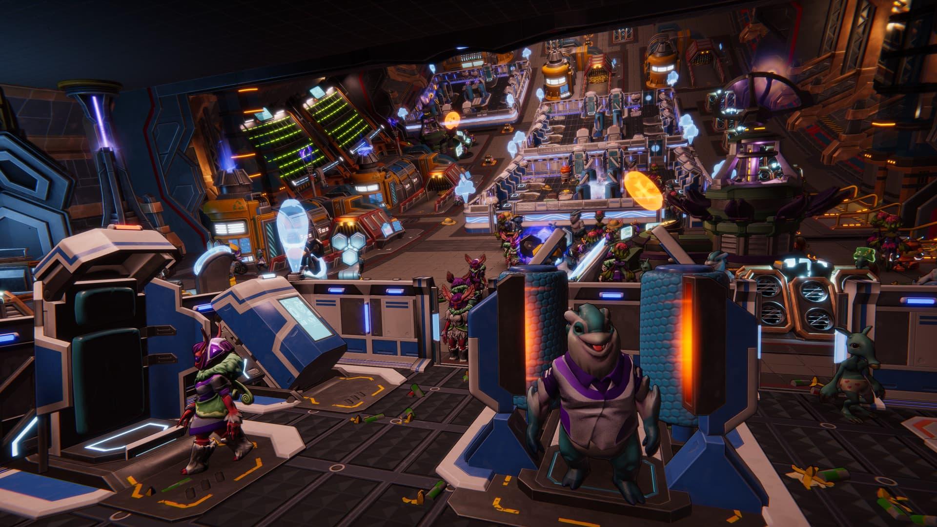 Spacebase Startopia Xbox Series X & S