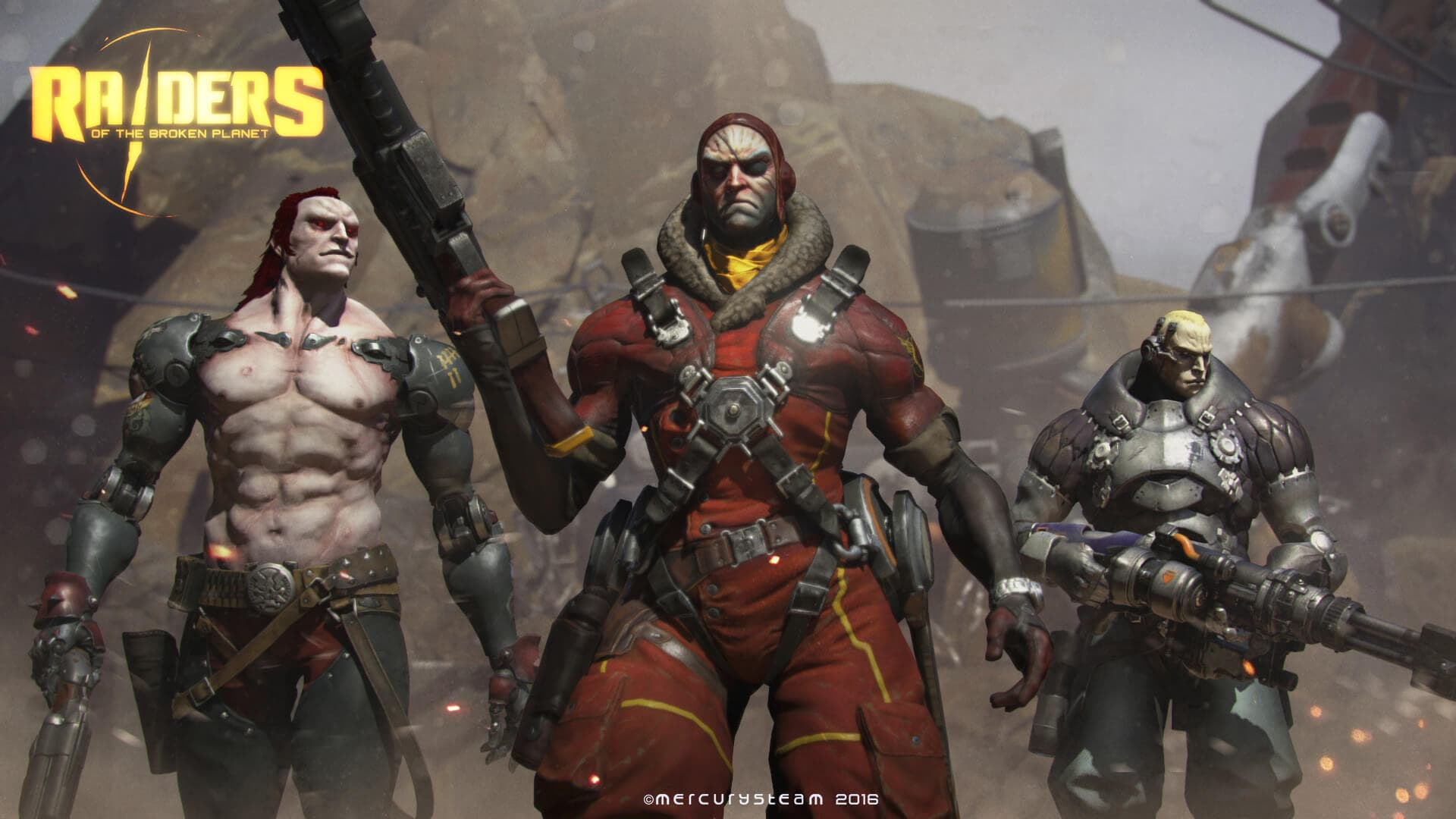 Spacelords Xbox One
