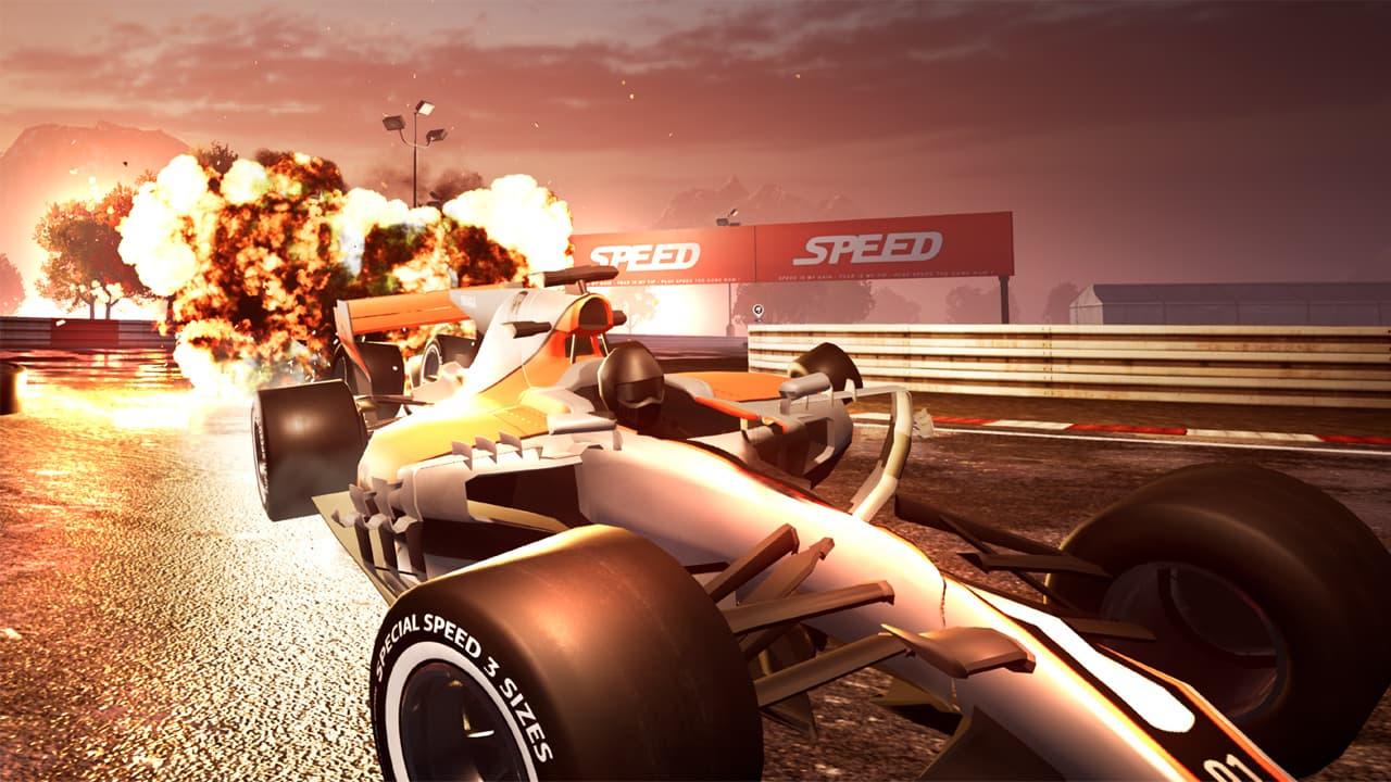 Speed 3: Grand Prix Xbox