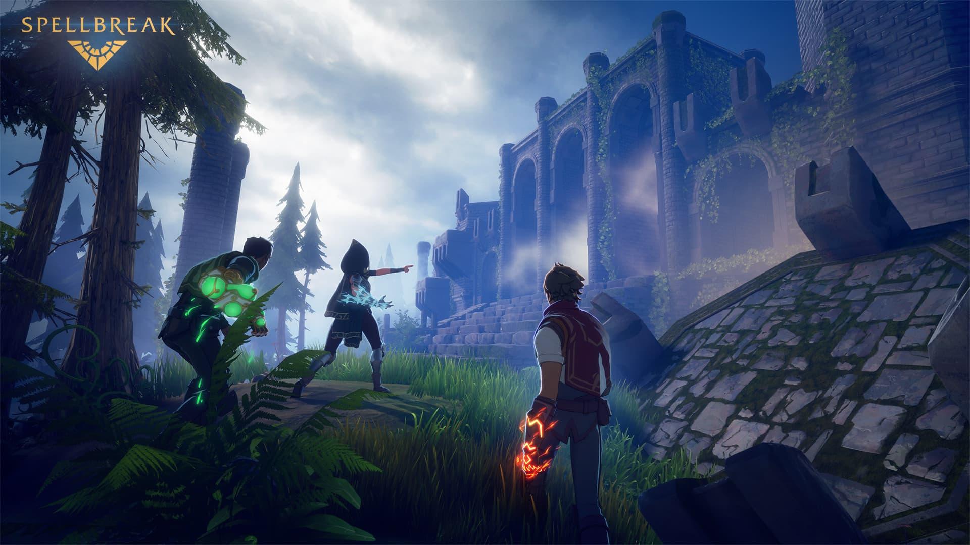 Spellbreak Xbox One