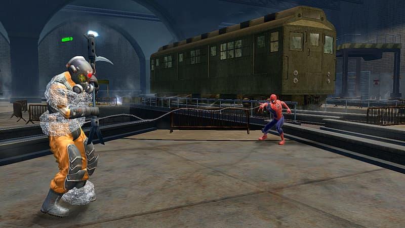 Xbox 360 Spider-Man 3