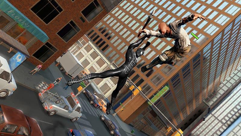 Spider man 3 jeu xbox 360 - Jeux de spiderman 7 ...
