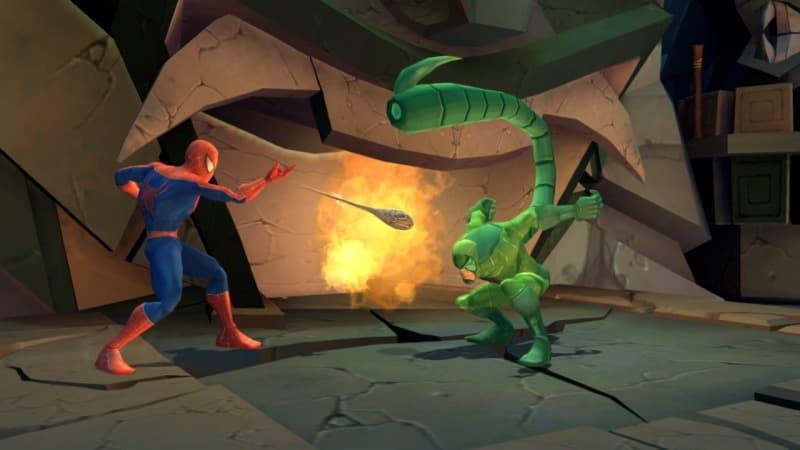 Xbox 360 Spider-Man: Allié ou Ennemi