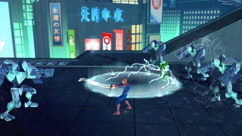 Spider-Man: Allié ou Ennemi Xbox 360
