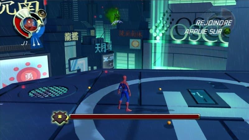 Spider-Man: Allié ou Ennemi Xbox