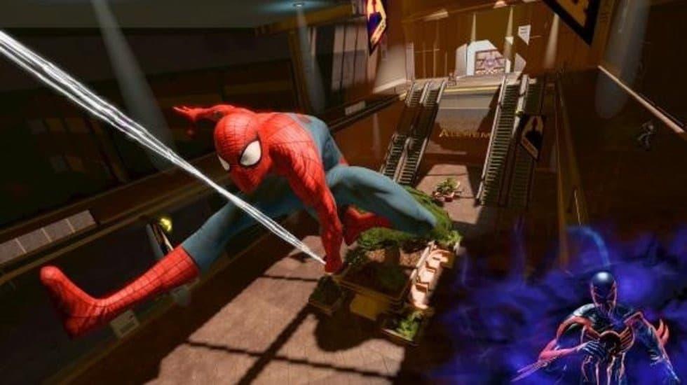 Spider-Man: Aux Frontières du Temps Xbox