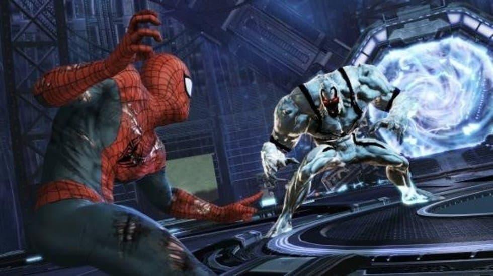 Xbox 360 Spider-Man: Aux Frontières du Temps