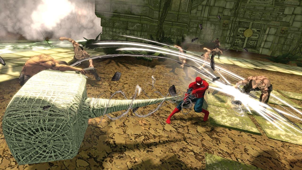 Spider-Man Dimensions Xbox