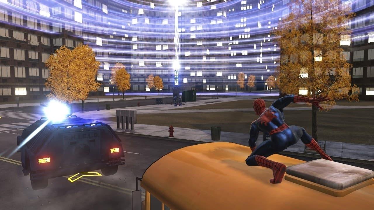 Xbox 360 Spider-Man: Le Règne des Ombres