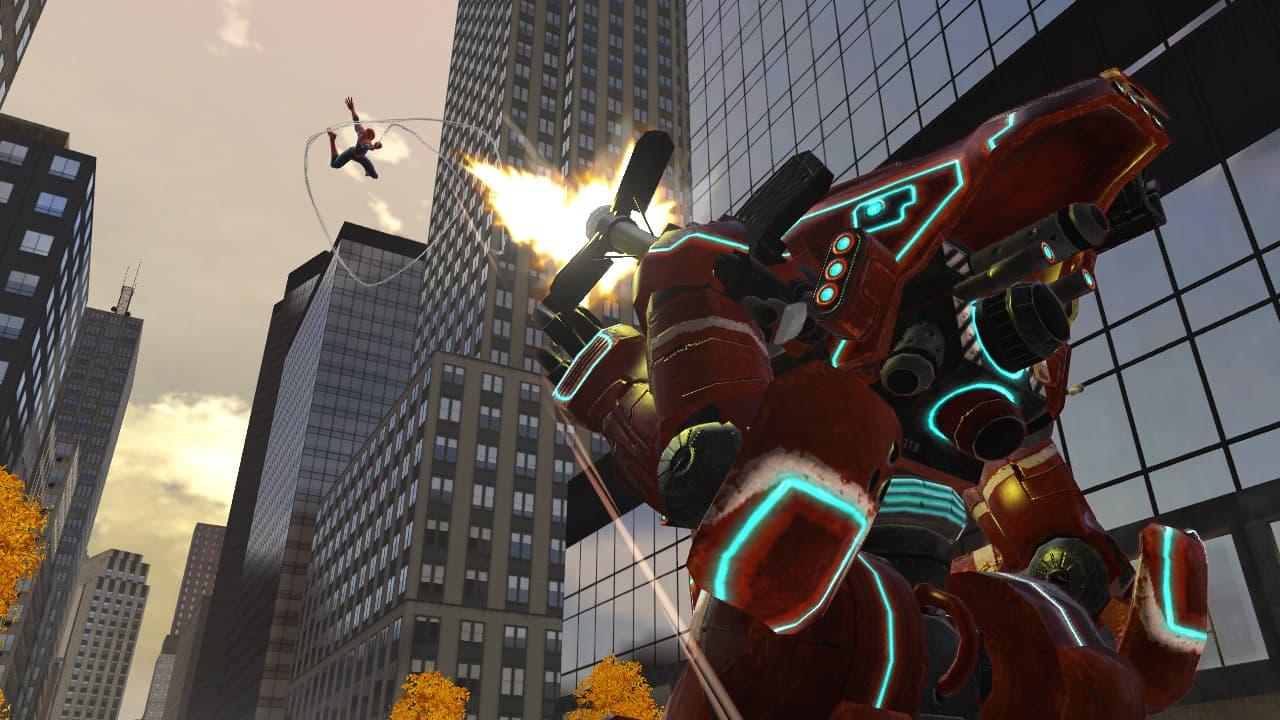 Spider-Man: Le Règne des Ombres - Image n°6