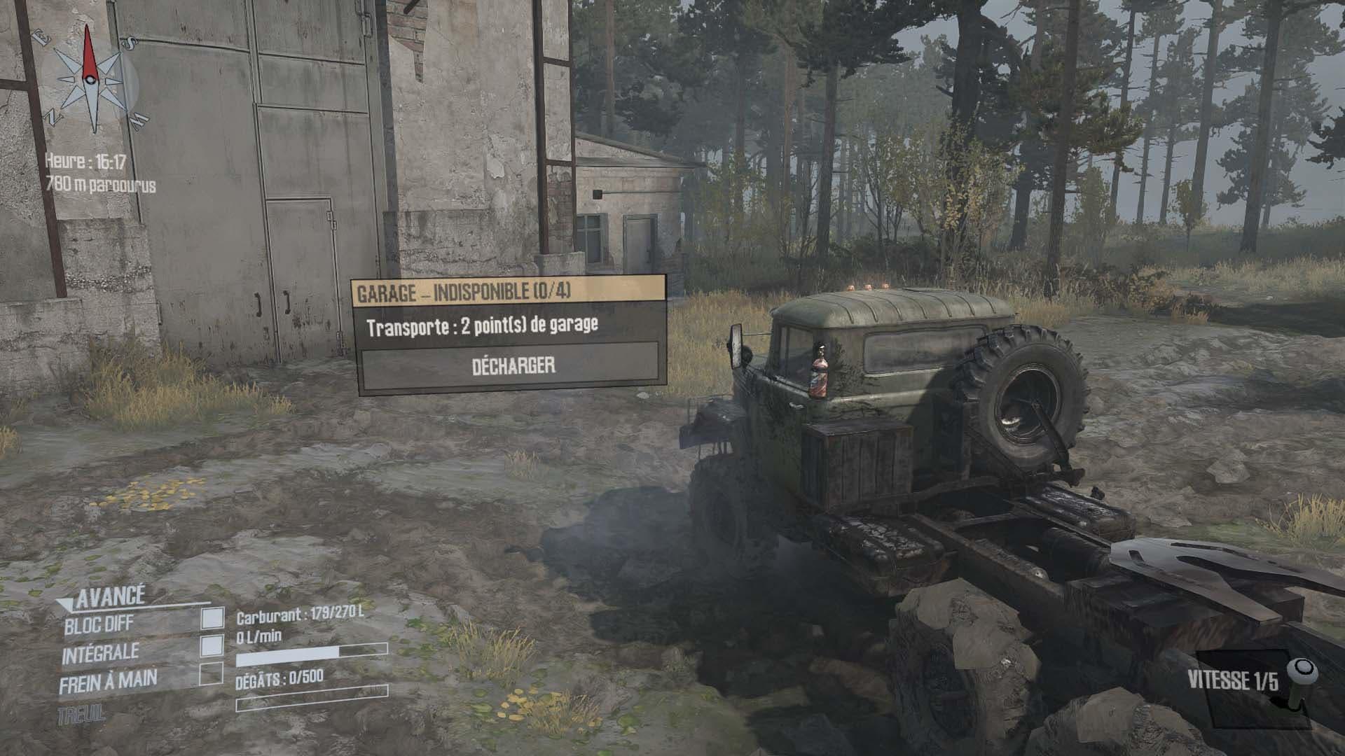 Spintires: MudRunner Xbox One
