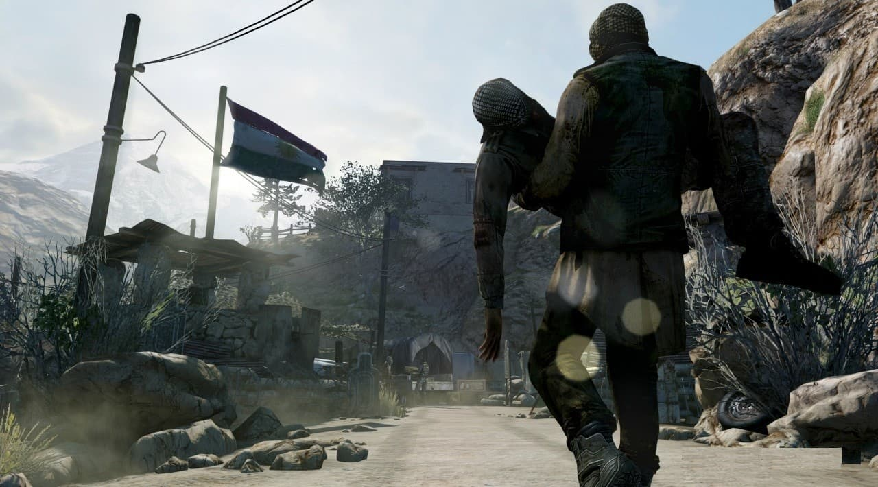 Splinter Cell Blacklist Xbox
