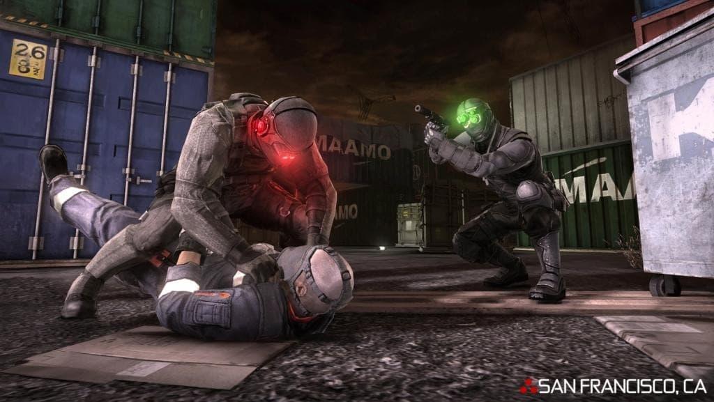 Splinter Cell Conviction Xbox