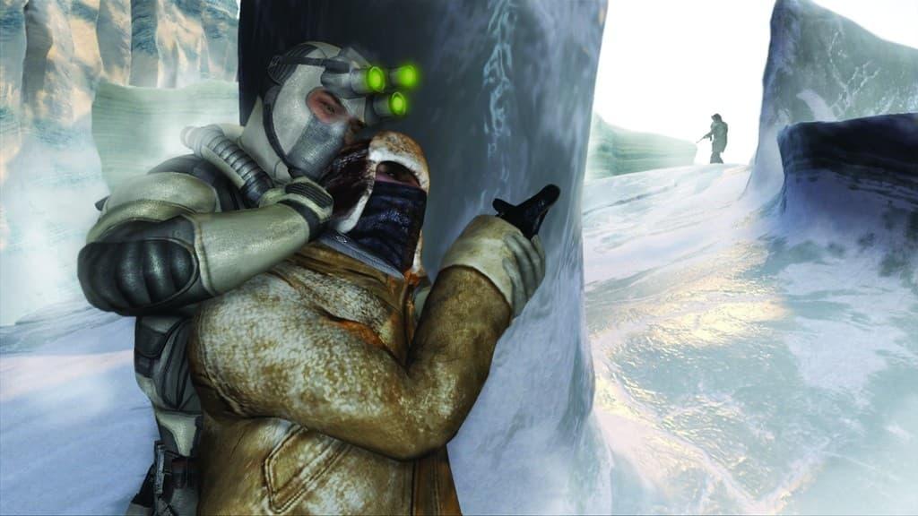 Xbox 360 Splinter Cell Double Agent