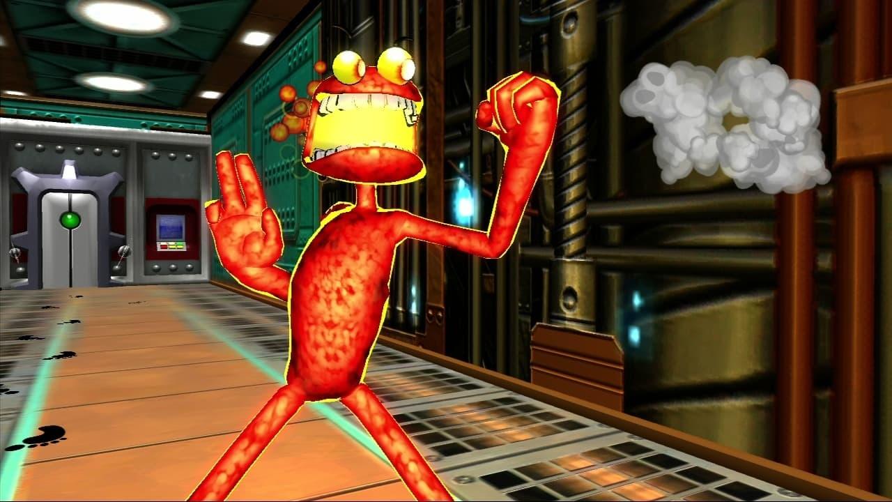 Xbox 360 'Splosion man