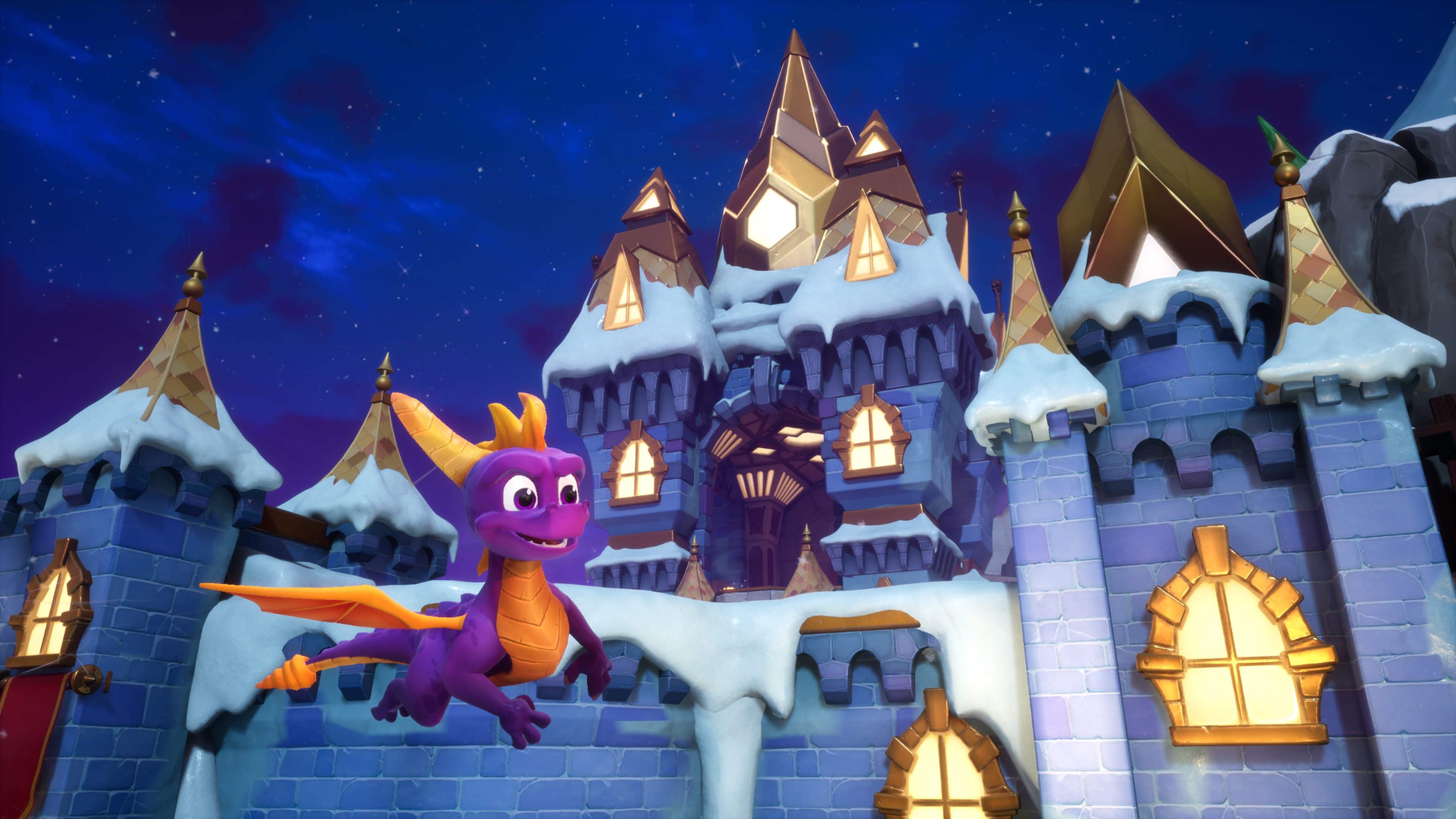 Spyro Reignited Trilogy Xbox