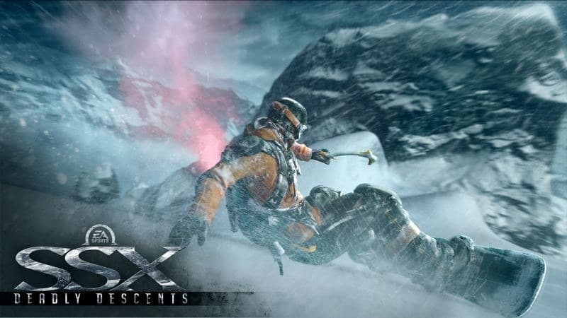 SSX - Image n°8