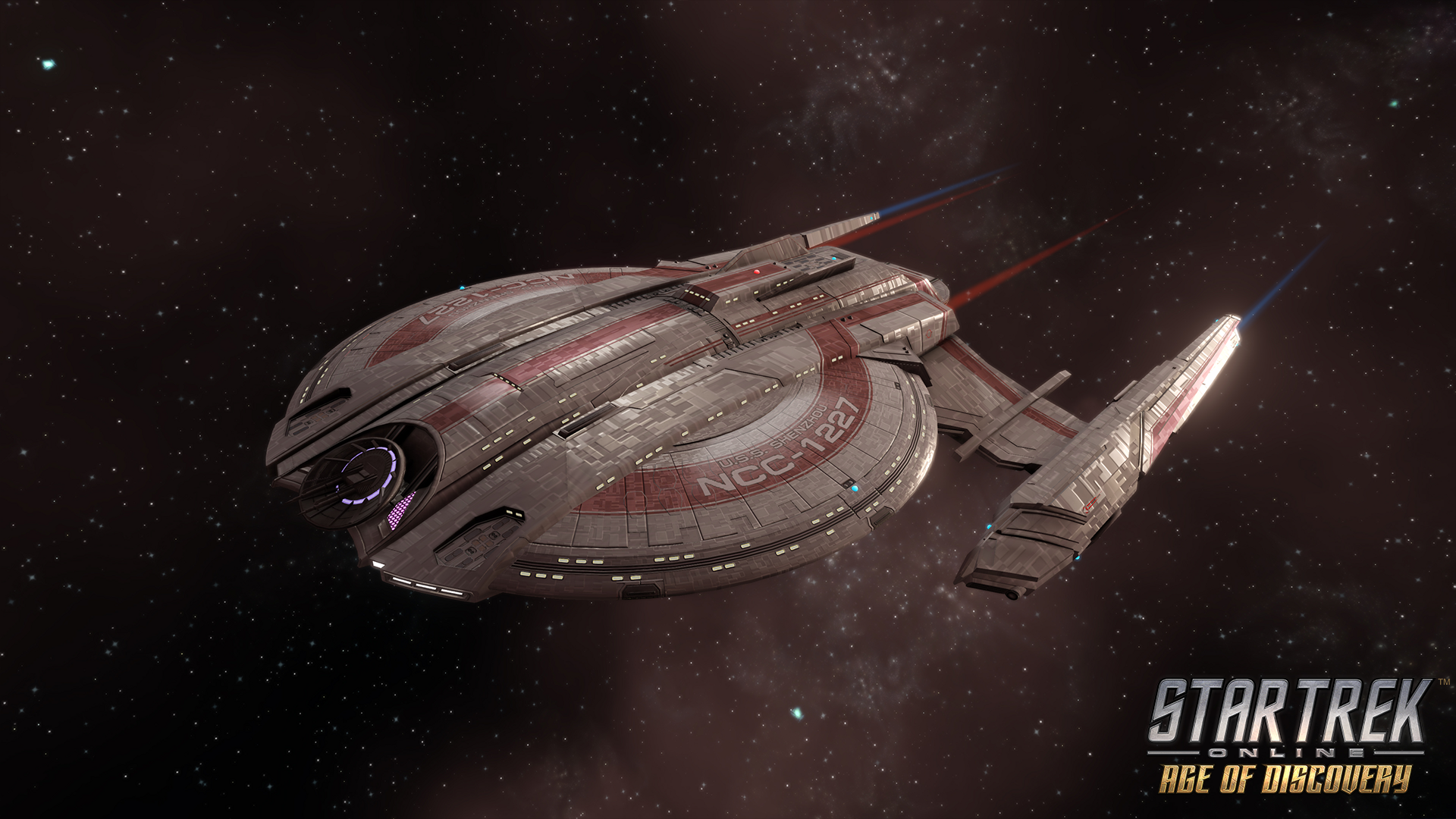 Star Trek Online: Age of Discovery