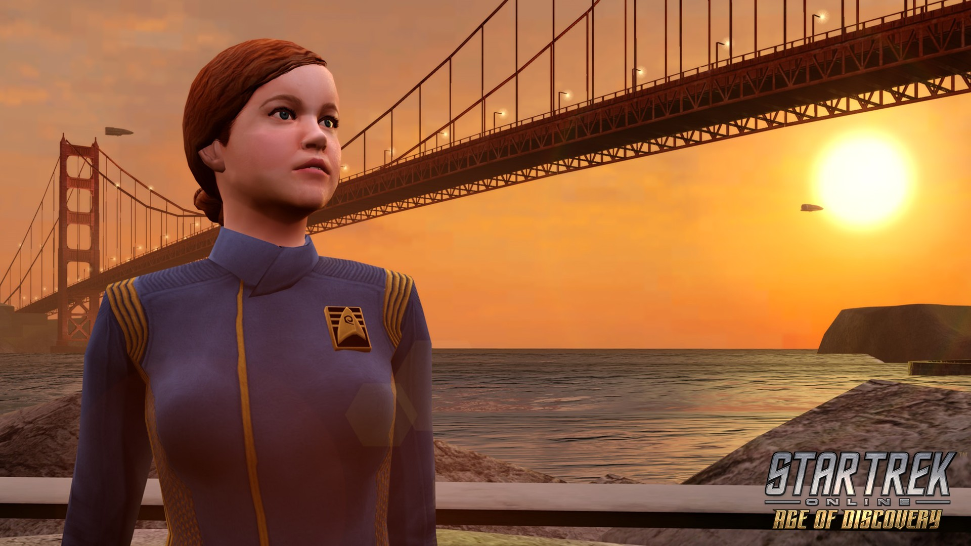Xbox One Star Trek Online: Age of Discovery