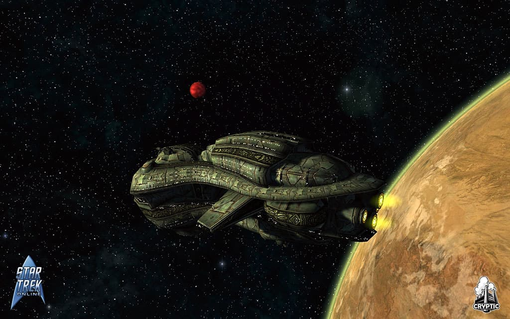 Xbox One Star Trek Online