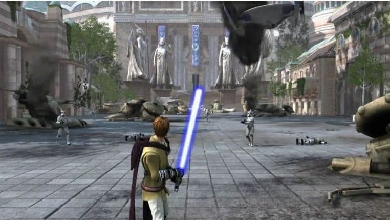 Star Wars Kinect Xbox